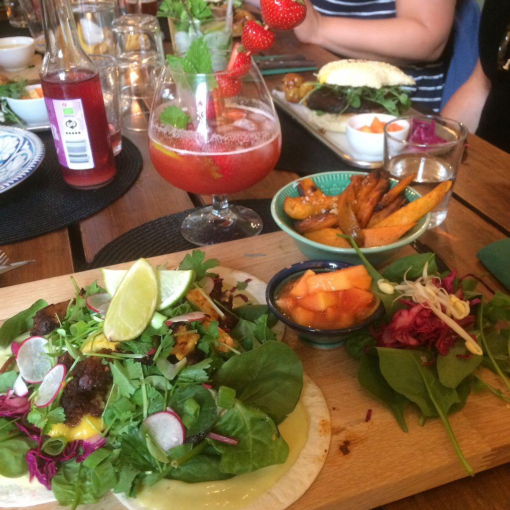 """Photo of Sajvva  by <a href=""""/members/profile/Cammiesen"""">Cammiesen</a> <br/>Tropical tostadas <br/> July 20, 2017  - <a href='/contact/abuse/image/58669/282543'>Report</a>"""