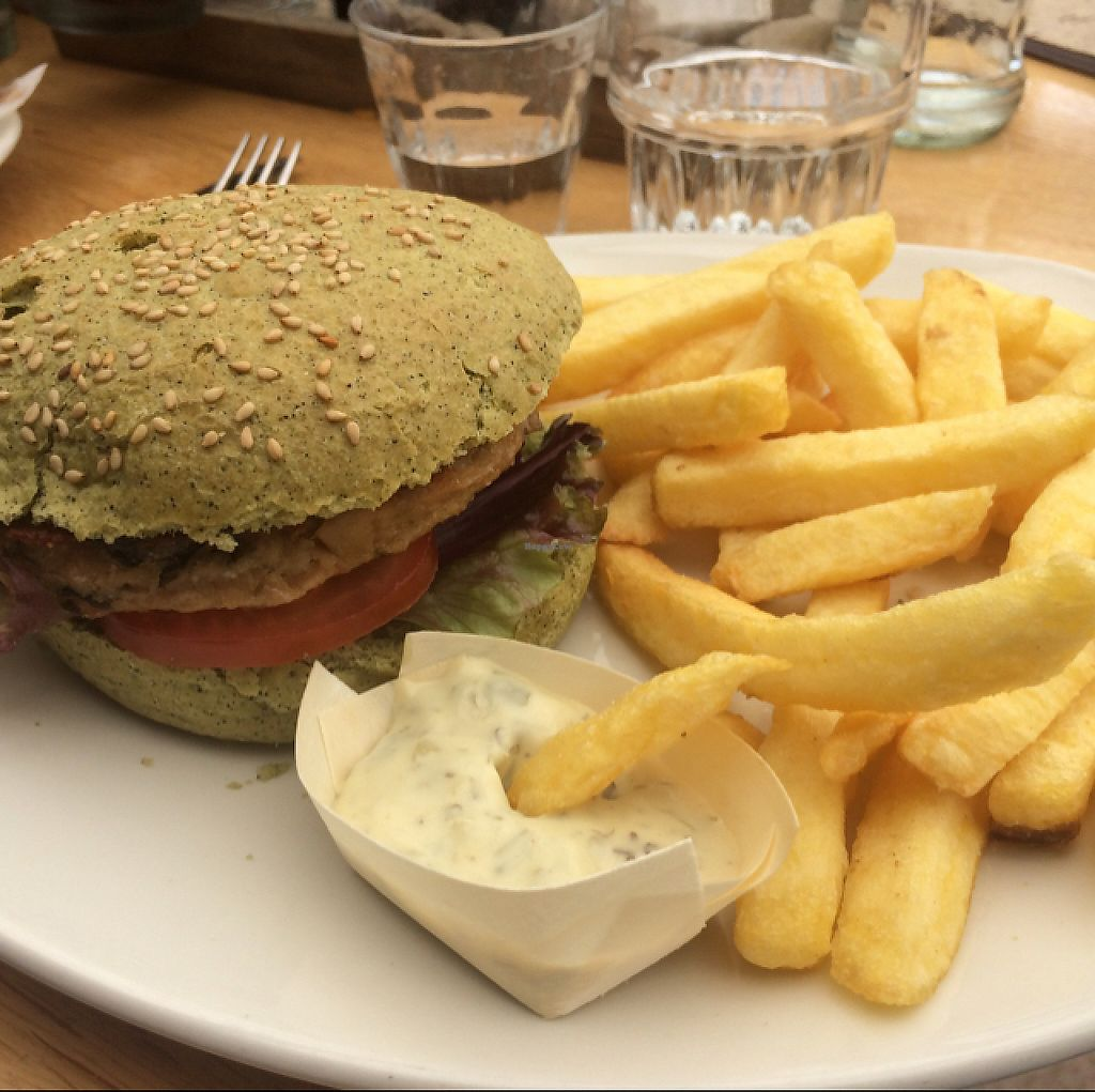 "Photo of Paal 9  by <a href=""/members/profile/albert604"">albert604</a> <br/>Dutch seaweed burger  <br/> June 6, 2017  - <a href='/contact/abuse/image/58697/266254'>Report</a>"