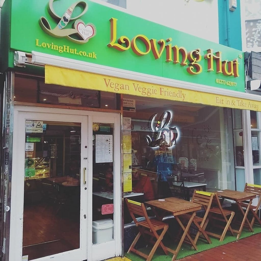 """Photo of Loving Hut Cafe - St Peter's Place  by <a href=""""/members/profile/Kamai"""">Kamai</a> <br/>Here's the place! <br/> March 15, 2018  - <a href='/contact/abuse/image/58717/370853'>Report</a>"""
