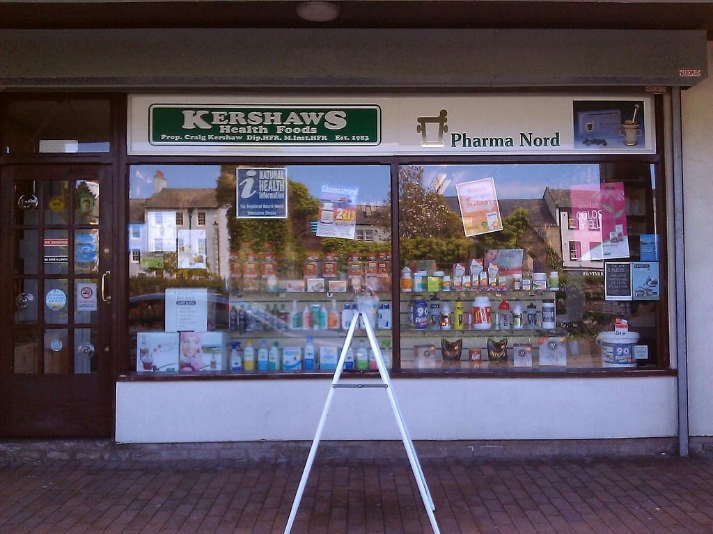 Photo of CLOSED Kershaw\u0027s Health Foods by \u003ca href\u003d\ /members/ & CLOSED: Kershaw\u0027s Health Foods - Whitehaven Health-food-store ...