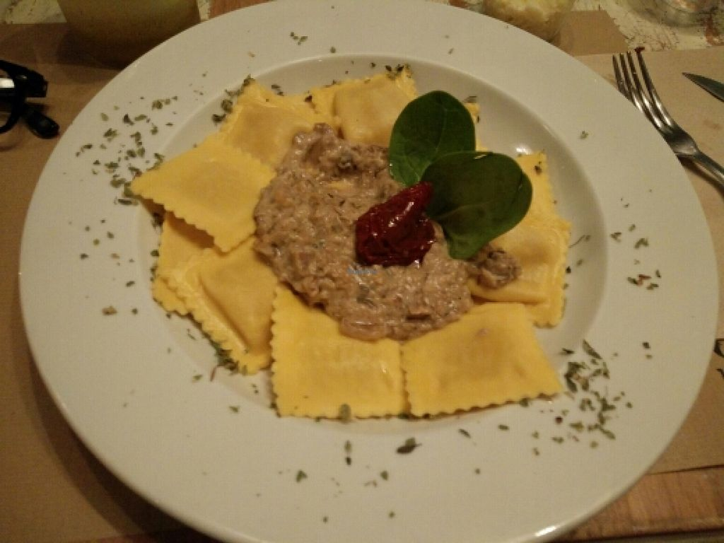 "Photo of Noviembre  by <a href=""/members/profile/martinicontomate"">martinicontomate</a> <br/>pumpkin pasta with mushroom sauce <br/> May 21, 2016  - <a href='/contact/abuse/image/58735/150004'>Report</a>"