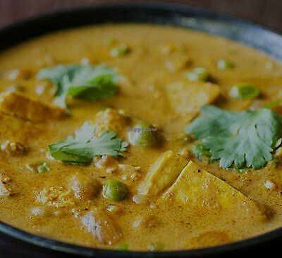 """Photo of Bala's  by <a href=""""/members/profile/community5"""">community5</a> <br/>Yellow tofu curry <br/> July 29, 2017  - <a href='/contact/abuse/image/58738/286280'>Report</a>"""