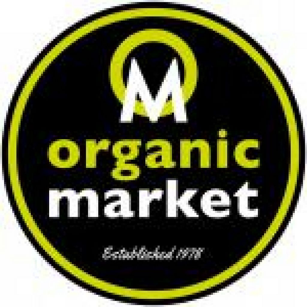 "Photo of Organic Market  by <a href=""/members/profile/vegancableguy"">vegancableguy</a> <br/>new logo for updated listing I sent in <br/> April 8, 2016  - <a href='/contact/abuse/image/5874/143412'>Report</a>"
