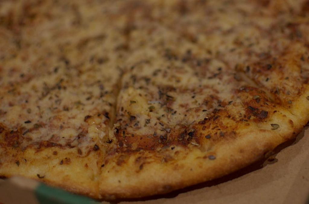 "Photo of Shemesh Pizza  by <a href=""/members/profile/chocoholicPhilosophe"">chocoholicPhilosophe</a> <br/>Fresh Garlic and Herbs <br/> June 9, 2015  - <a href='/contact/abuse/image/58765/105187'>Report</a>"