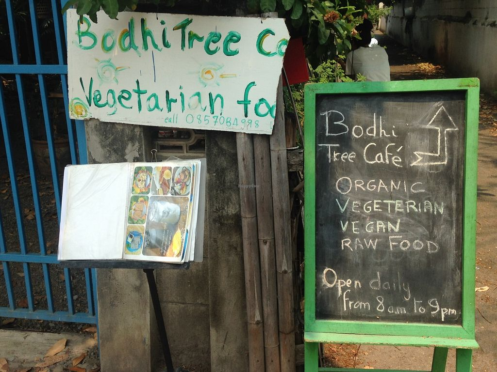 """Photo of CLOSED: Bodhi Tree Cafe  by <a href=""""/members/profile/lanise"""">lanise</a> <br/>The cafe is after a few winding streets. These signs help find the way <br/> April 28, 2016  - <a href='/contact/abuse/image/58775/146500'>Report</a>"""
