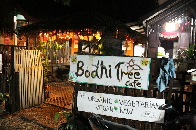 """Photo of CLOSED: Bodhi Tree Cafe  by <a href=""""/members/profile/reissausta%20ja%20ruokaa"""">reissausta ja ruokaa</a> <br/>Bodhi Tree from the small alley behind De Naga hotel.  <br/> October 13, 2016  - <a href='/contact/abuse/image/58775/181709'>Report</a>"""