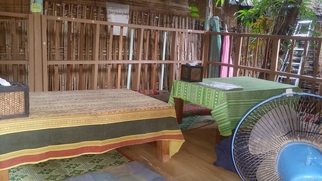 """Photo of CLOSED: Bodhi Tree Cafe  by <a href=""""/members/profile/Mike%20Munsie"""">Mike Munsie</a> <br/>gazebo area <br/> November 12, 2016  - <a href='/contact/abuse/image/58775/188869'>Report</a>"""