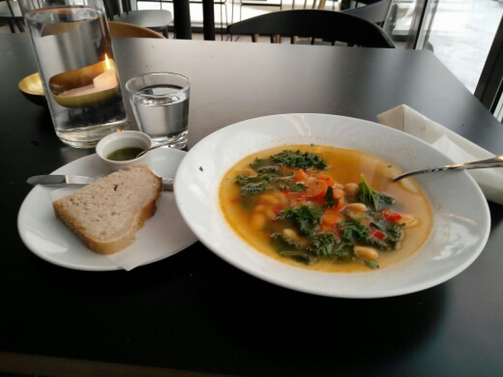 "Photo of Cargo Coffee and Kitchen  by <a href=""/members/profile/rville"">rville</a> <br/>Fridays' Soup <br/> January 9, 2016  - <a href='/contact/abuse/image/58802/131585'>Report</a>"