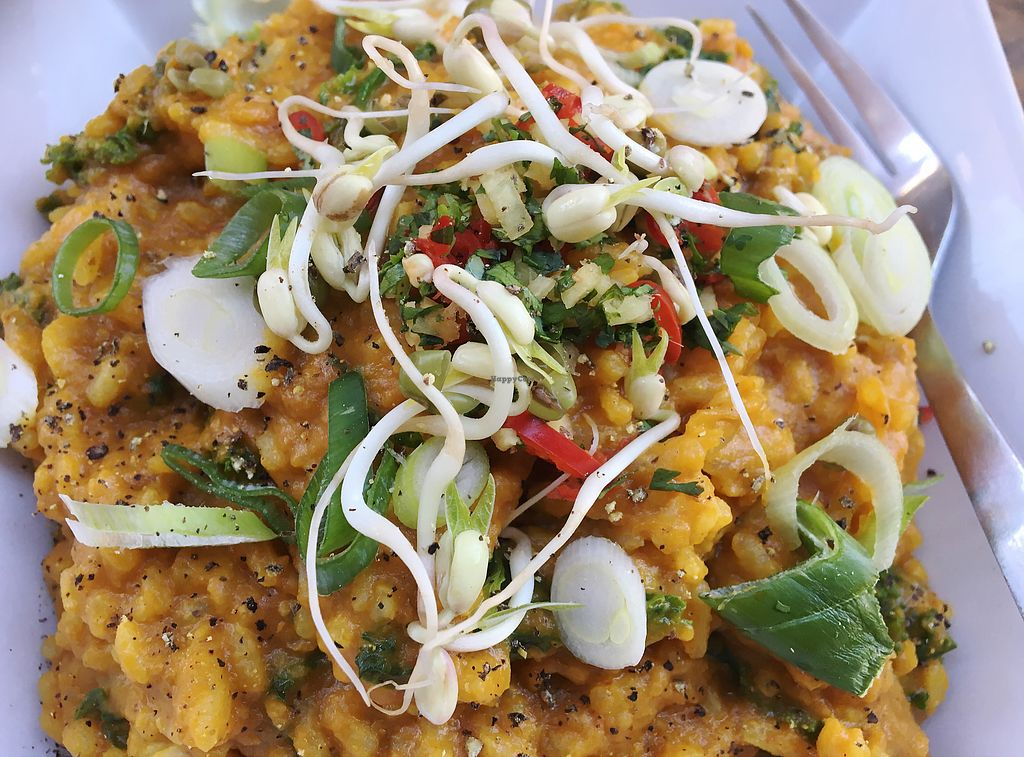 """Photo of Juuls Kitchen  by <a href=""""/members/profile/Vegangypsy"""">Vegangypsy</a> <br/>pumpkin curry special  <br/> August 23, 2017  - <a href='/contact/abuse/image/58813/296508'>Report</a>"""