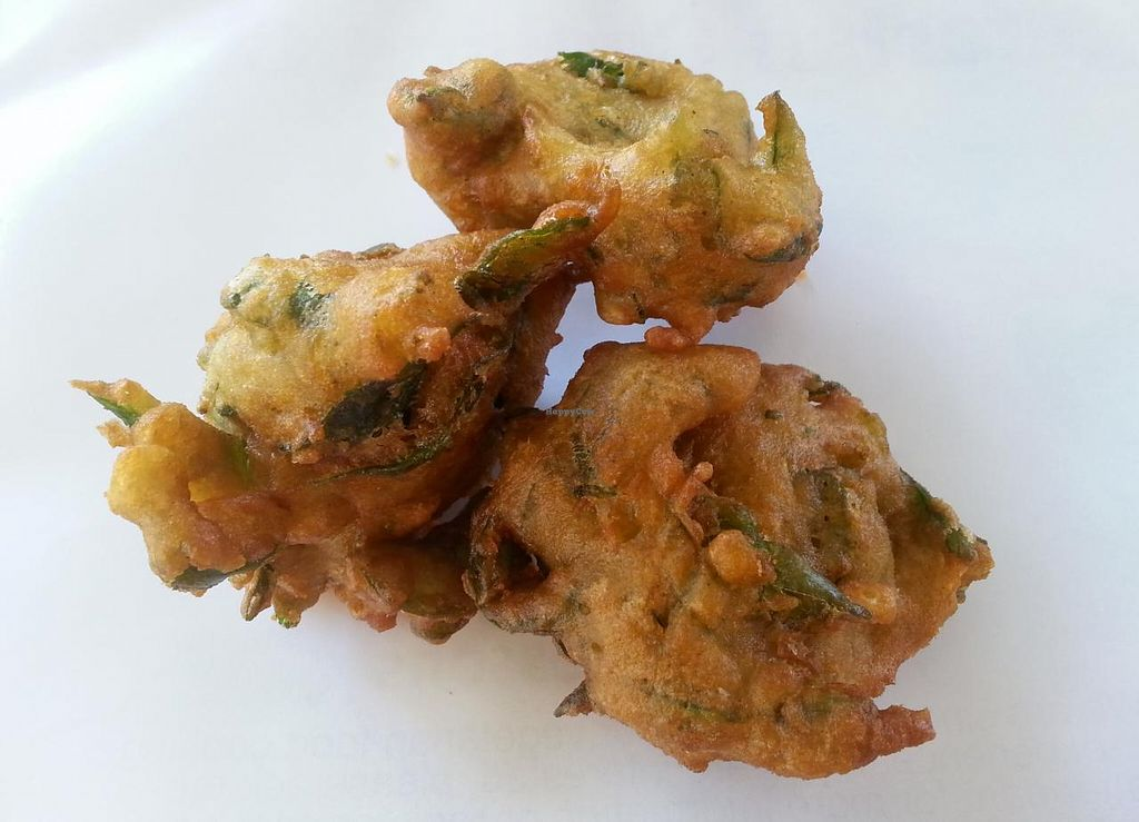 "Photo of Home Grown Vegetarian Food Stall  by <a href=""/members/profile/huangye"">huangye</a> <br/>The famous and best seller Basil Fritter. Basil the main ingredient is 100% home grown organic <br/> May 29, 2015  - <a href='/contact/abuse/image/58840/103988'>Report</a>"