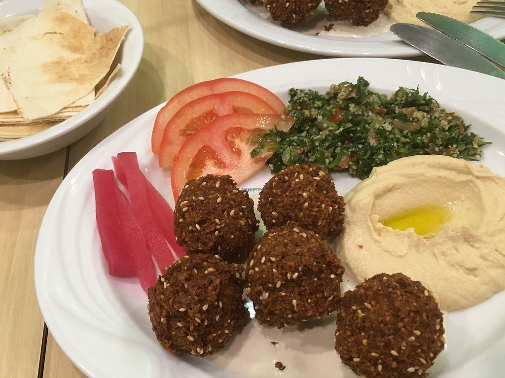 "Photo of Boussi Falafel - Ottenser Hauptstr  by <a href=""/members/profile/EtaCarinae"">EtaCarinae</a> <br/>Boussi  <br/> October 26, 2017  - <a href='/contact/abuse/image/58842/319124'>Report</a>"