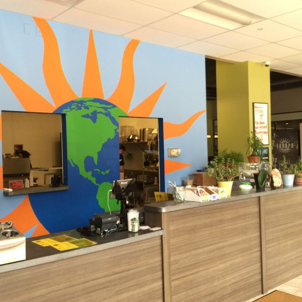 """Photo of Helio Terra Vegan Cafe  by <a href=""""/members/profile/earthville"""">earthville</a> <br/>counter service <br/> August 19, 2016  - <a href='/contact/abuse/image/58848/170114'>Report</a>"""