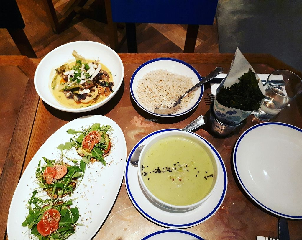 """Photo of Teresa Carles Cocina Vegetariana  by <a href=""""/members/profile/MaritaTakvam"""">MaritaTakvam</a> <br/>The pizza was amazing! <br/> July 10, 2017  - <a href='/contact/abuse/image/5884/278866'>Report</a>"""