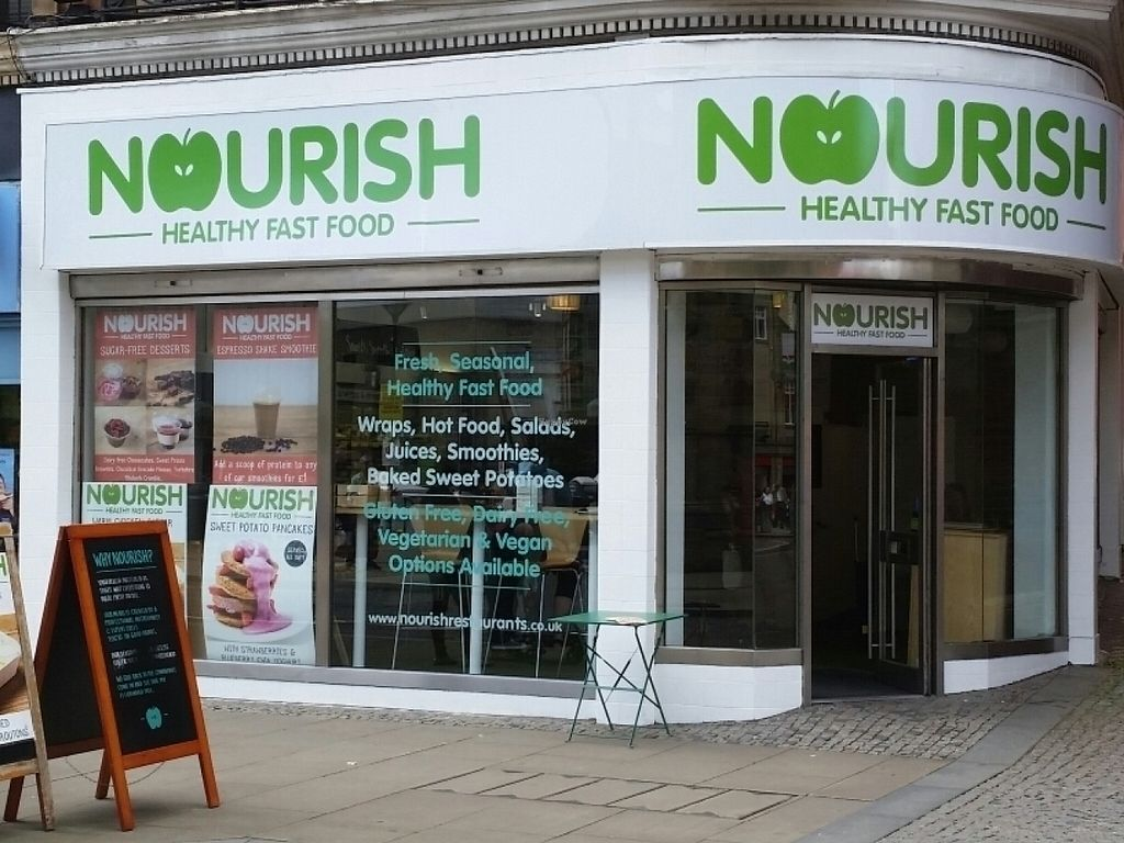 """Photo of CLOSED: Nourish - Pinstone St  by <a href=""""/members/profile/eric"""">eric</a> <br/>outside <br/> July 22, 2016  - <a href='/contact/abuse/image/58876/161558'>Report</a>"""