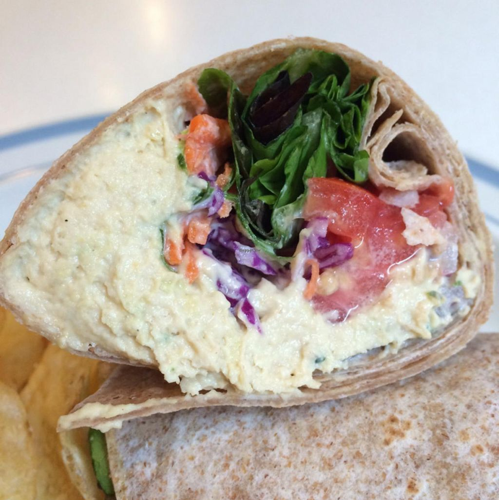 "Photo of Healthy Foods Co-op Market and Cafe  by <a href=""/members/profile/Green_T"">Green_T</a> <br/>Petite Hummus Wrap <br/> July 23, 2015  - <a href='/contact/abuse/image/58925/110575'>Report</a>"