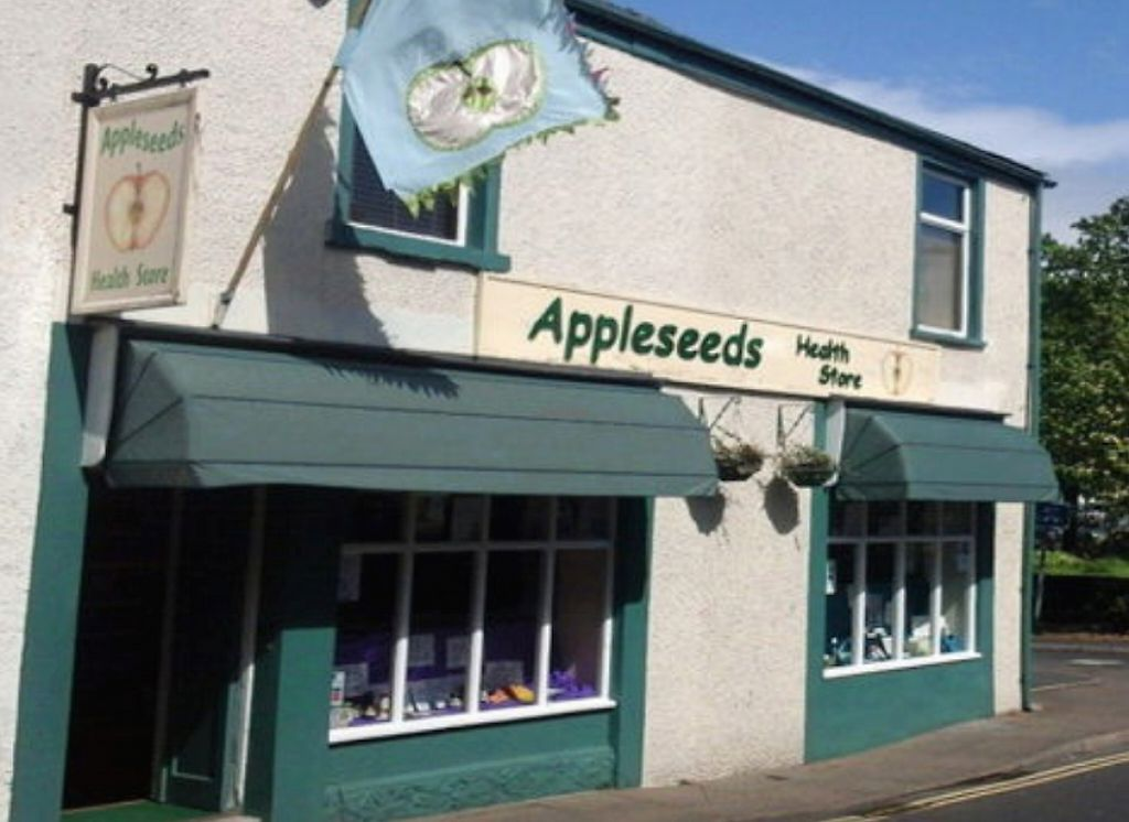 """Photo of Appleseeds Health Store  by <a href=""""/members/profile/community4"""">community4</a> <br/>Appleseeds Health Store <br/> February 21, 2017  - <a href='/contact/abuse/image/58936/228735'>Report</a>"""