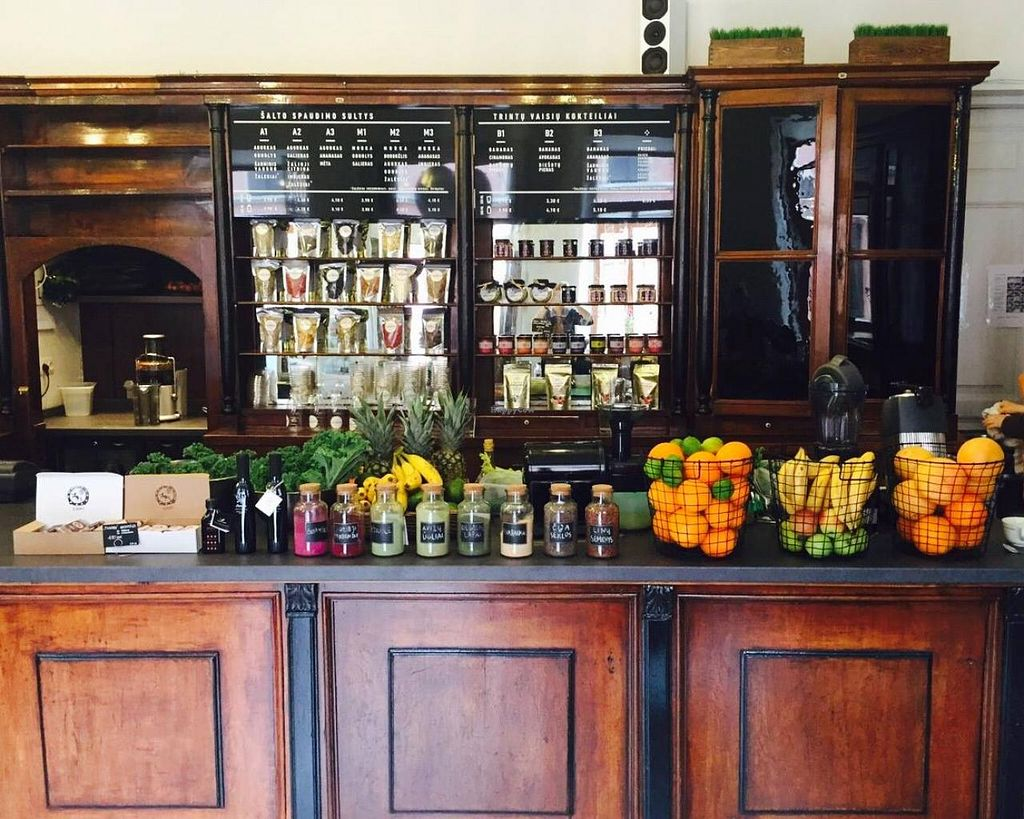 """Photo of CLOSED: Vaisine  by <a href=""""/members/profile/Marija%20Jure"""">Marija Jure</a> <br/>Ex-pharmacy, former health store/bar. Outstanding old interior <br/> July 17, 2015  - <a href='/contact/abuse/image/58943/109718'>Report</a>"""