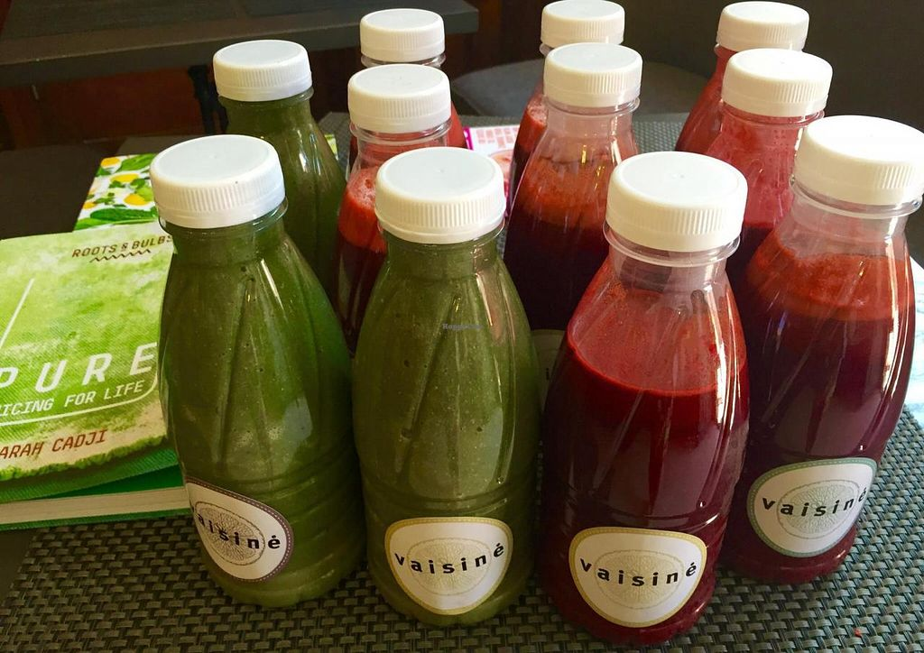 """Photo of CLOSED: Vaisine  by <a href=""""/members/profile/Marija%20Jure"""">Marija Jure</a> <br/>Different take-away smoothies.  <br/> July 17, 2015  - <a href='/contact/abuse/image/58943/109719'>Report</a>"""
