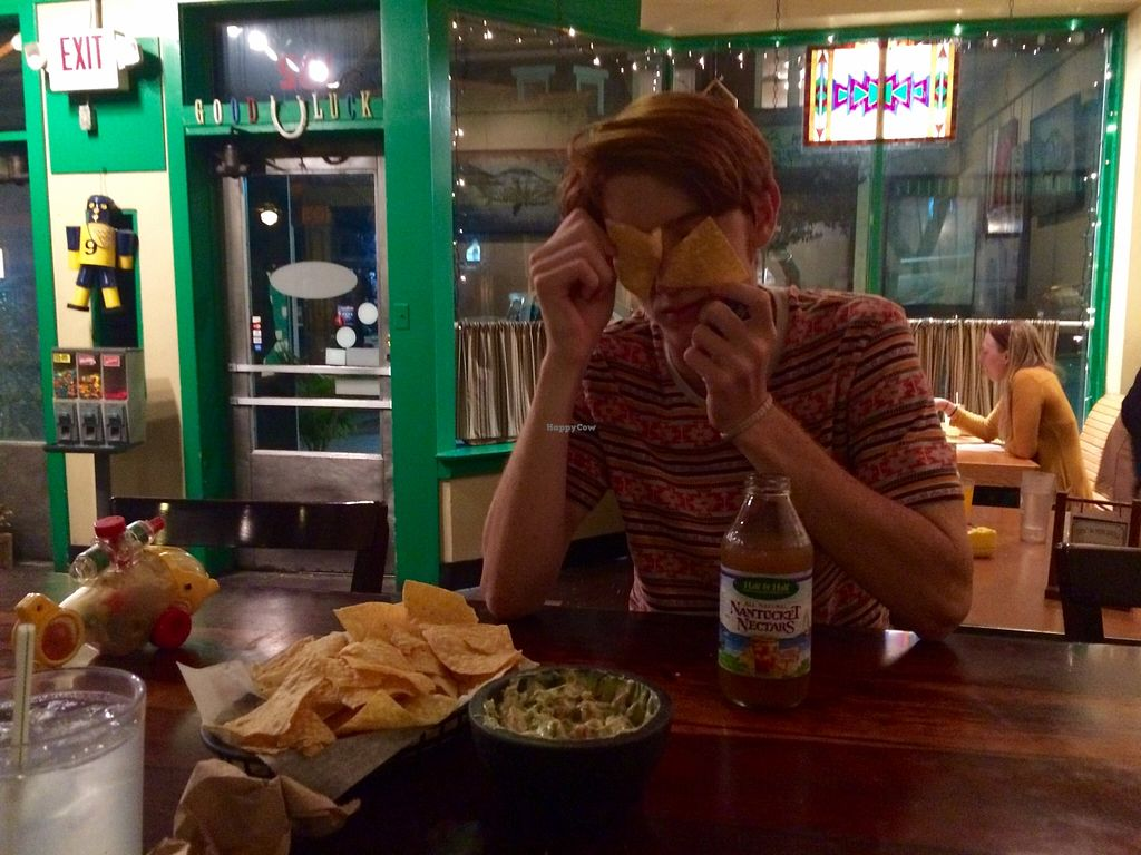 """Photo of Black Bear Burritos - Downtown  by <a href=""""/members/profile/Dogwood9"""">Dogwood9</a> <br/>I love coming here and splitting appetizers with my boyfriend. Repeat customers and we've never been unhappy with the food :) <br/> October 30, 2015  - <a href='/contact/abuse/image/5894/123213'>Report</a>"""