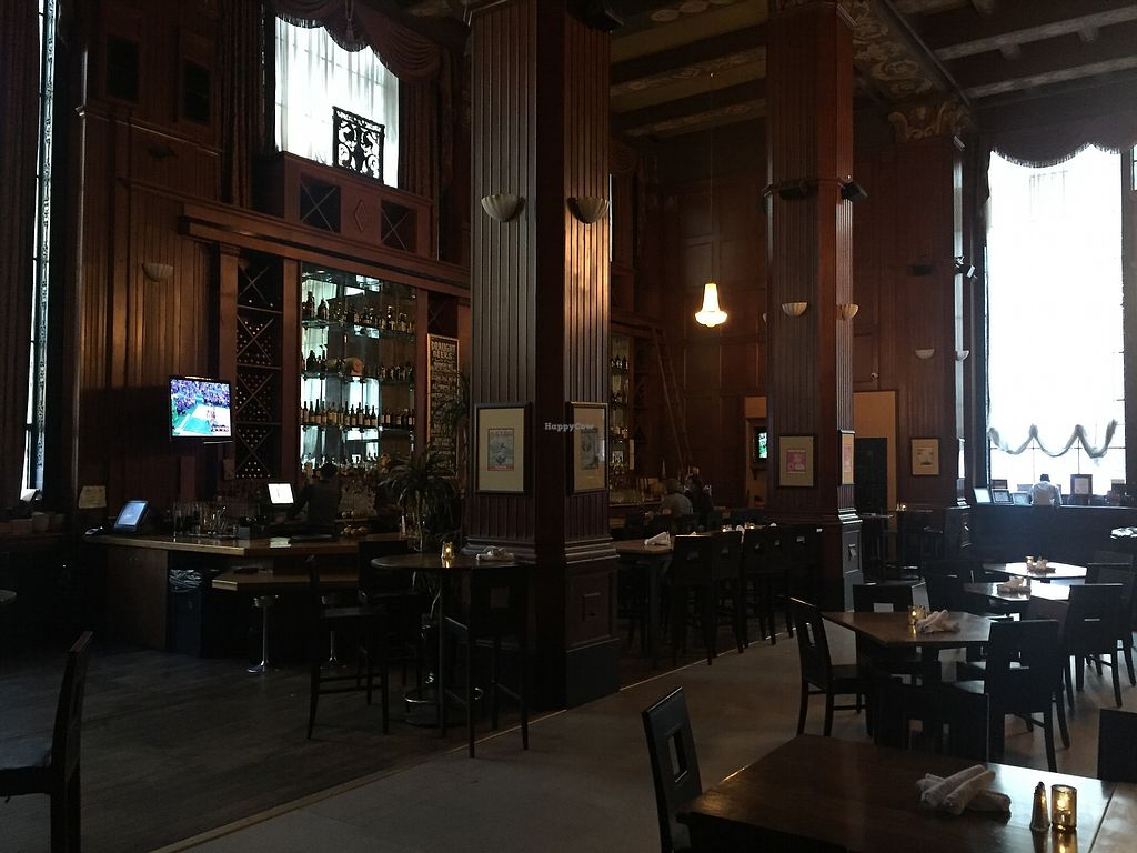 """Photo of The Federal Bar  by <a href=""""/members/profile/Veganbloke"""">Veganbloke</a> <br/>Interior <br/> July 10, 2017  - <a href='/contact/abuse/image/58953/278514'>Report</a>"""