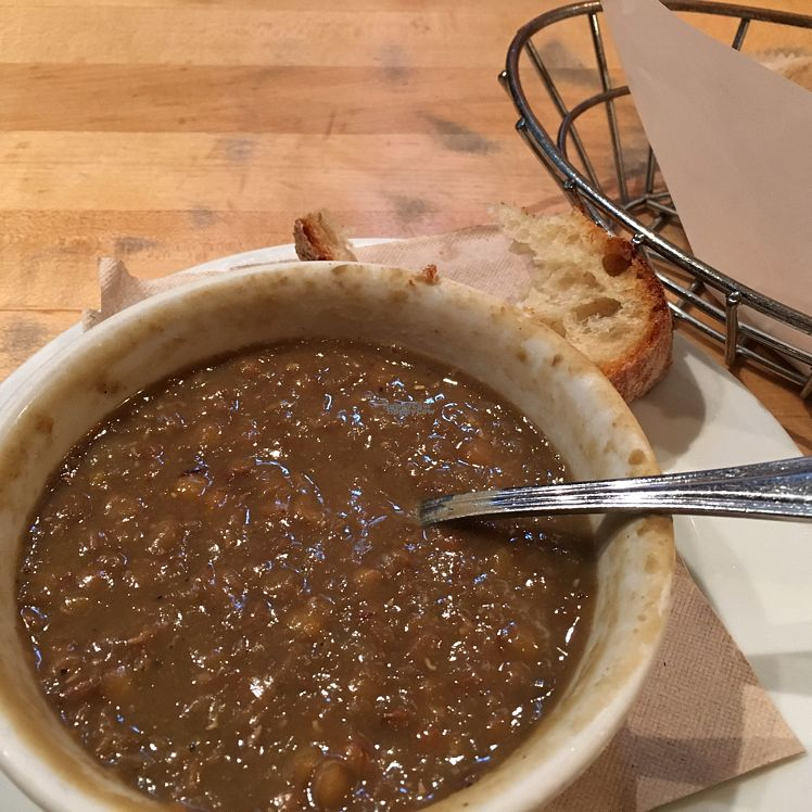 """Photo of Nanoosh  by <a href=""""/members/profile/Pure"""">Pure</a> <br/>Lentil soup <br/> September 9, 2016  - <a href='/contact/abuse/image/58978/174446'>Report</a>"""