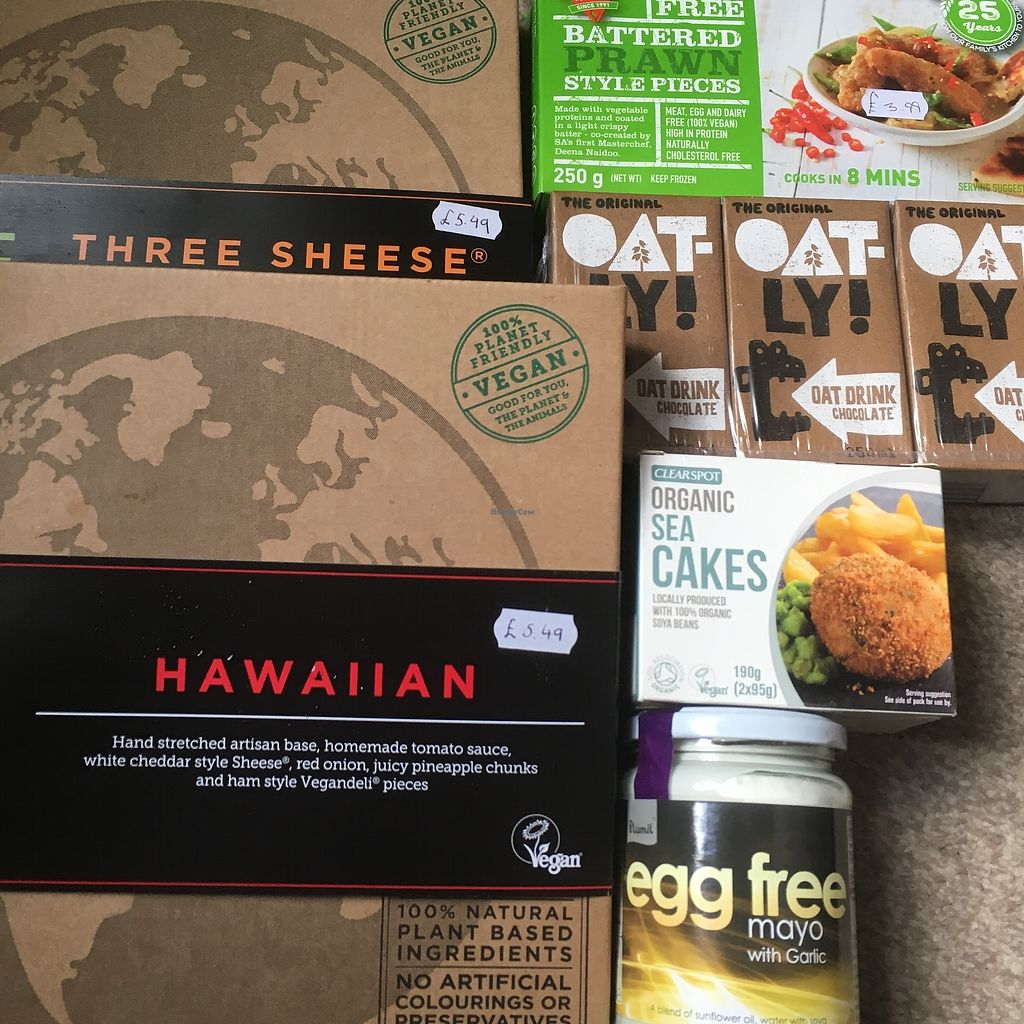 """Photo of Vegonia Wholefoods  by <a href=""""/members/profile/MariRoberts"""">MariRoberts</a> <br/>Things I bought from Vegonia yesterday <br/> April 16, 2018  - <a href='/contact/abuse/image/5899/386663'>Report</a>"""
