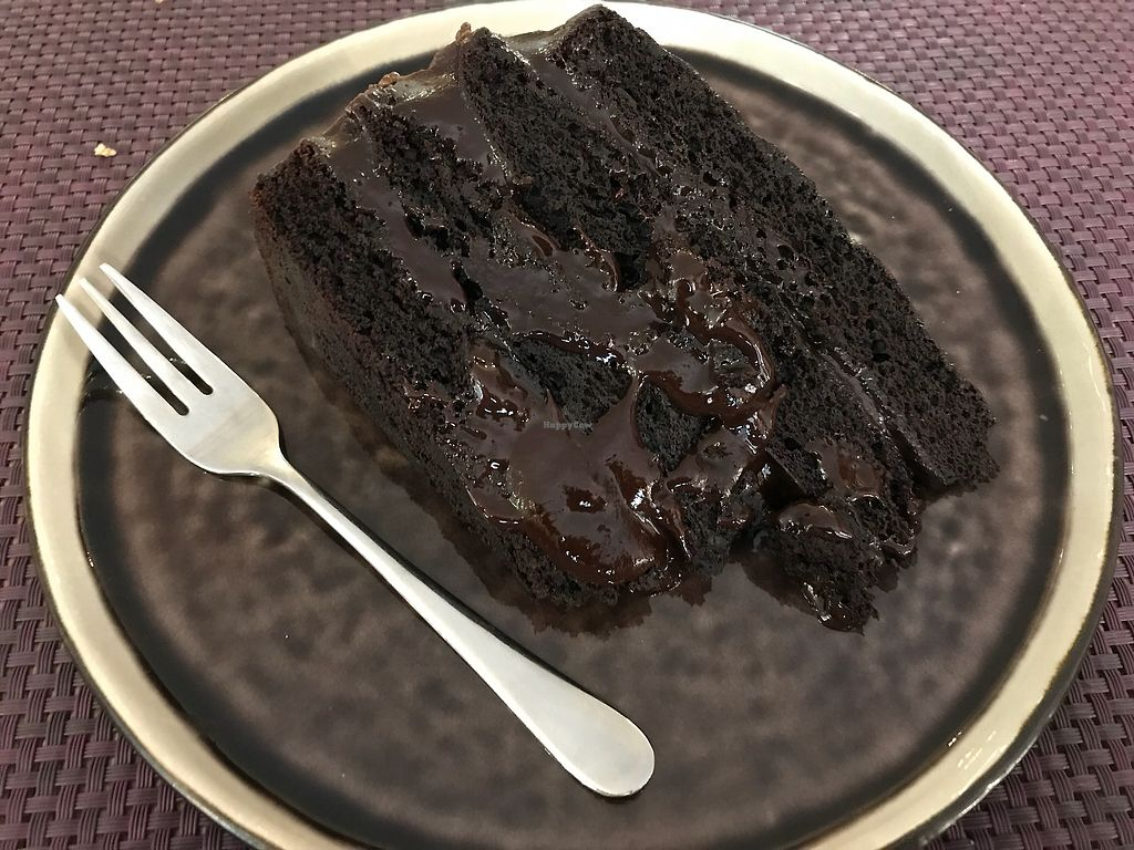 "Photo of Bhajan Cafe  by <a href=""/members/profile/MarvinS"">MarvinS</a> <br/>The chocolate cake is too good ? <br/> February 20, 2018  - <a href='/contact/abuse/image/59000/361657'>Report</a>"