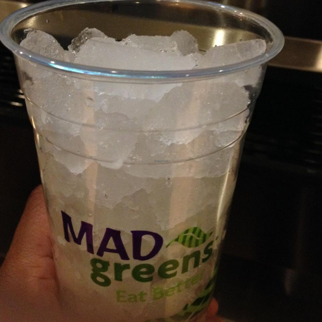 """Photo of MAD Greens  by <a href=""""/members/profile/Tigra220"""">Tigra220</a> <br/>they have crushed ice! <br/> June 23, 2015  - <a href='/contact/abuse/image/59006/107156'>Report</a>"""