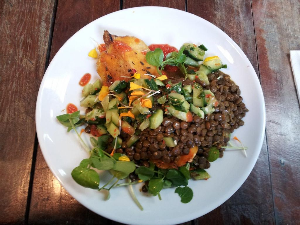 "Photo of Little Seed by Firefly  by <a href=""/members/profile/necius"">necius</a> <br/>Roasted butternut squash salad at The Firefly Café.  <br/> June 12, 2015  - <a href='/contact/abuse/image/59016/105686'>Report</a>"