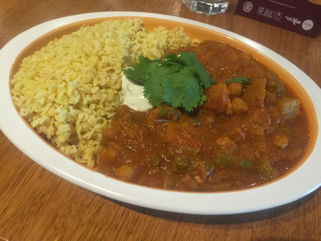 """Photo of Dolly's  by <a href=""""/members/profile/Tiggy"""">Tiggy</a> <br/>Chickpea curry - February 2016 <br/> February 19, 2016  - <a href='/contact/abuse/image/59037/136899'>Report</a>"""
