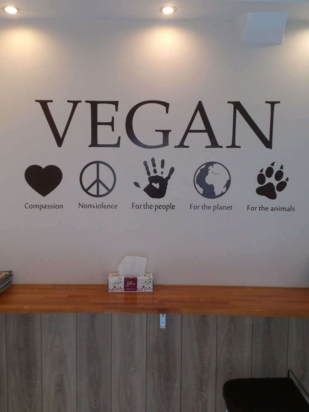 """Photo of CLOSED: Aroma Vegan  by <a href=""""/members/profile/Tank242"""">Tank242</a> <br/>Could be so easy <br/> August 27, 2015  - <a href='/contact/abuse/image/59046/115336'>Report</a>"""