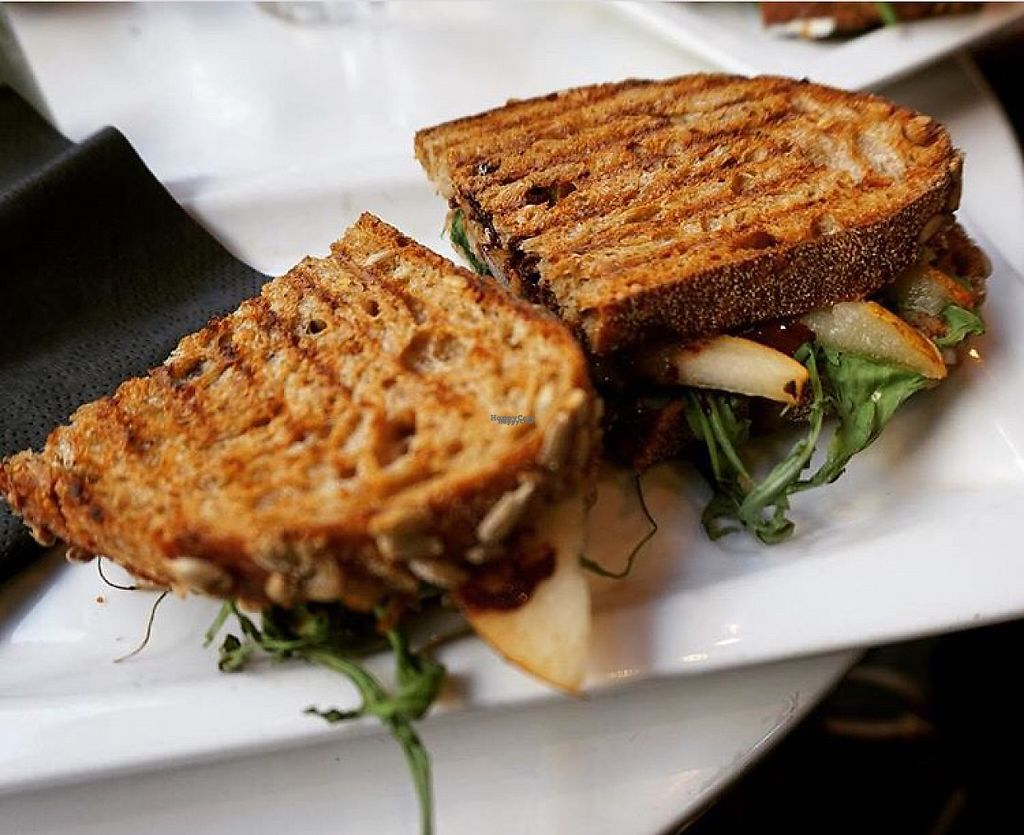 """Photo of Litedark Urbanfood  by <a href=""""/members/profile/AmyHuntt"""">AmyHuntt</a> <br/>chocolate, rocker and pear toastie <br/> December 3, 2016  - <a href='/contact/abuse/image/59067/197086'>Report</a>"""