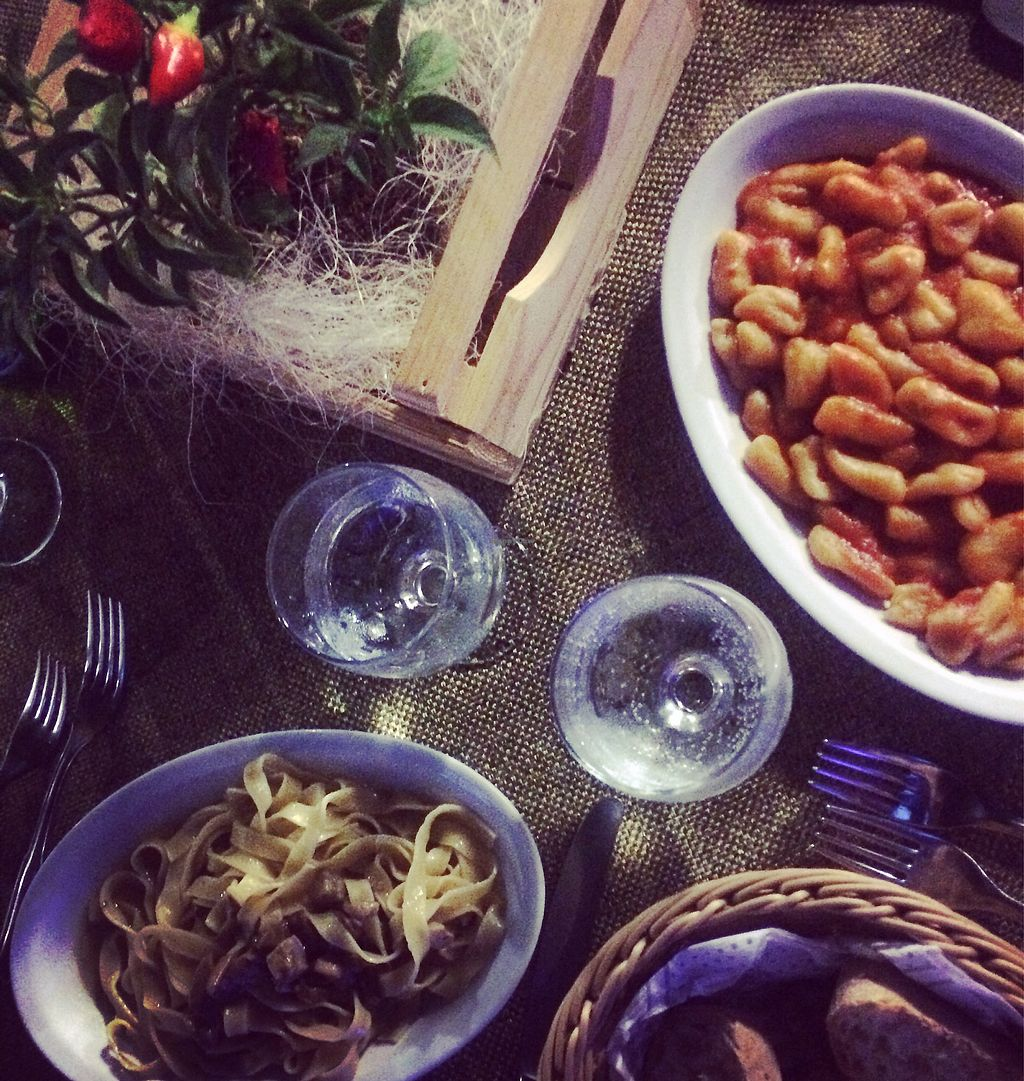 """Photo of Osteria da Peppino  by <a href=""""/members/profile/Enjali"""">Enjali</a> <br/>great pasta dishes  <br/> July 31, 2017  - <a href='/contact/abuse/image/59155/286960'>Report</a>"""