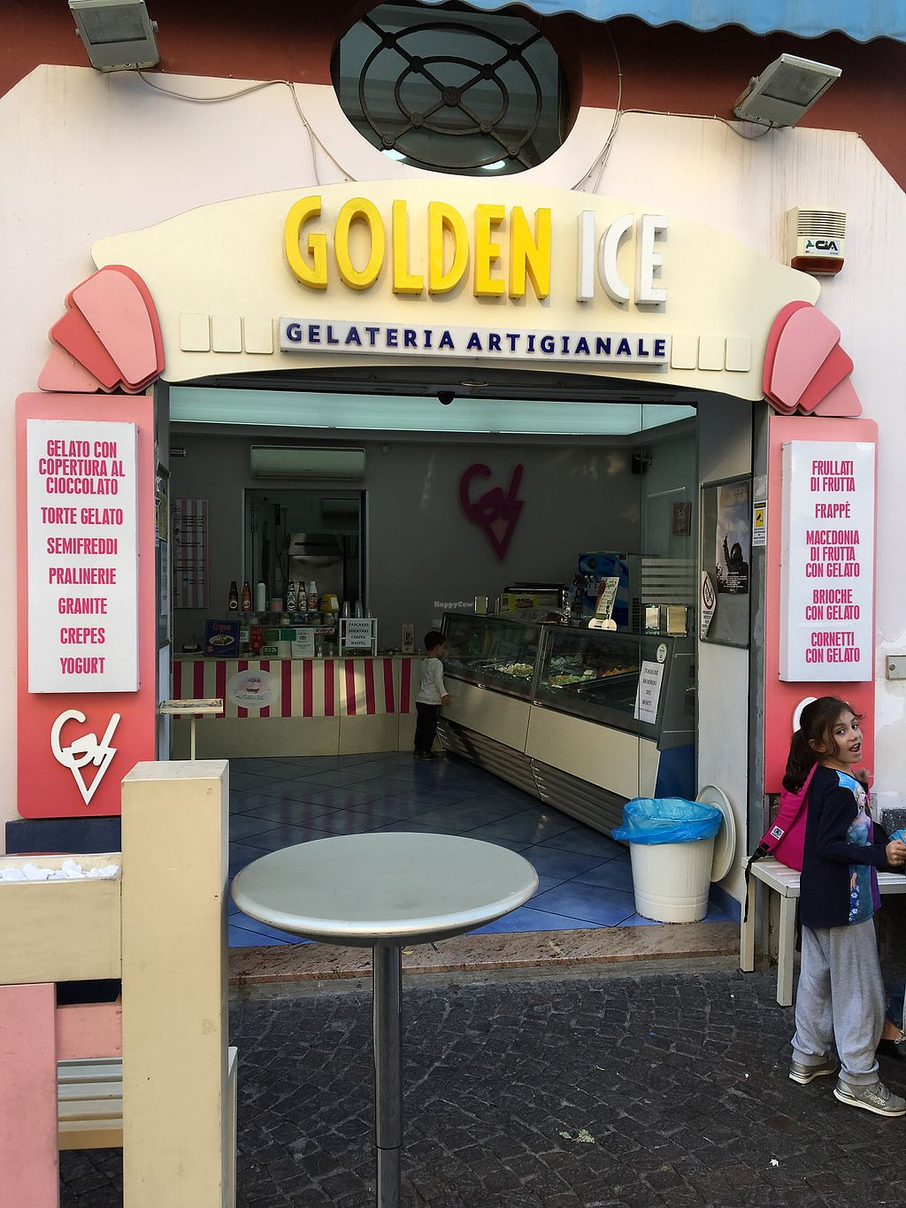 "Photo of Golden Ice Gelateria  by <a href=""/members/profile/JJones315"">JJones315</a> <br/>Outside  <br/> October 19, 2017  - <a href='/contact/abuse/image/59160/316741'>Report</a>"