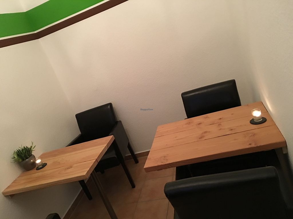"""Photo of CLOSED: Veganerie Mundgruen   by <a href=""""/members/profile/marky_mark"""">marky_mark</a> <br/>small seating area <br/> January 5, 2016  - <a href='/contact/abuse/image/59178/131119'>Report</a>"""
