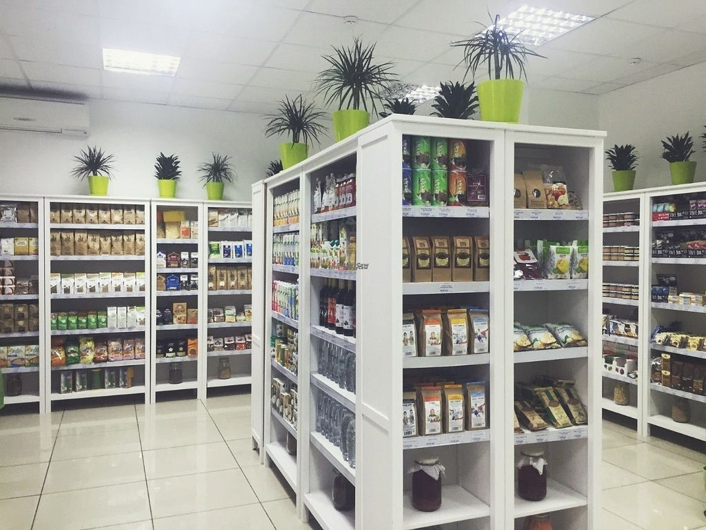 """Photo of Karma Store & Kitchen  by <a href=""""/members/profile/Snufkin9"""">Snufkin9</a> <br/>Inside Karma Store <br/> November 3, 2016  - <a href='/contact/abuse/image/59179/186338'>Report</a>"""
