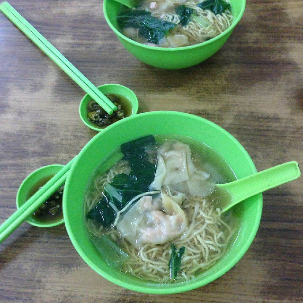 "Photo of Sen Ji Mei Wei Vegetarian  by <a href=""/members/profile/Tofulicious"">Tofulicious</a> <br/>Noodle Soup <br/> February 11, 2017  - <a href='/contact/abuse/image/59180/225105'>Report</a>"