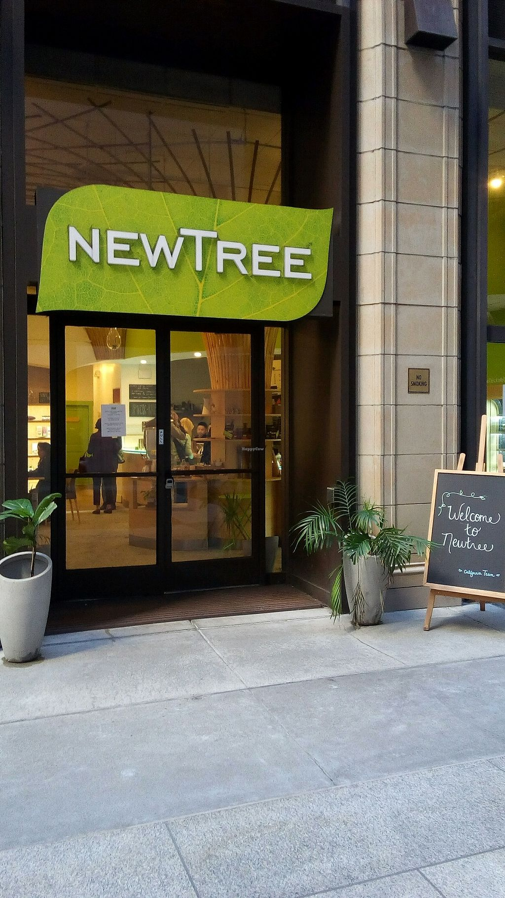 """Photo of NewTree Cafe and Chocolate Shop  by <a href=""""/members/profile/melarish"""">melarish</a> <br/>entrance <br/> December 20, 2017  - <a href='/contact/abuse/image/59193/337583'>Report</a>"""