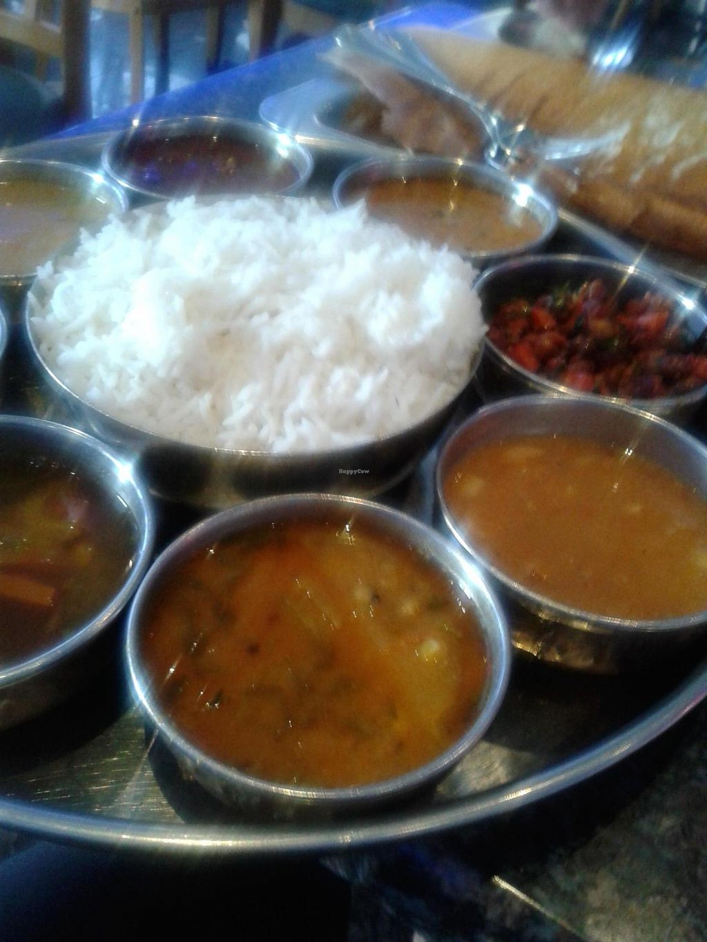 """Photo of Bhimas Veg  by <a href=""""/members/profile/chobesoy"""">chobesoy</a> <br/>Thali special <br/> June 8, 2015  - <a href='/contact/abuse/image/59226/105160'>Report</a>"""