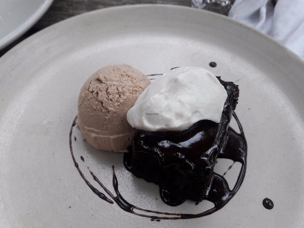 """Photo of Plant Food and Wine  by <a href=""""/members/profile/Sonja%20and%20Dirk"""">Sonja and Dirk</a> <br/>chocolate cake <br/> June 18, 2017  - <a href='/contact/abuse/image/59229/270528'>Report</a>"""