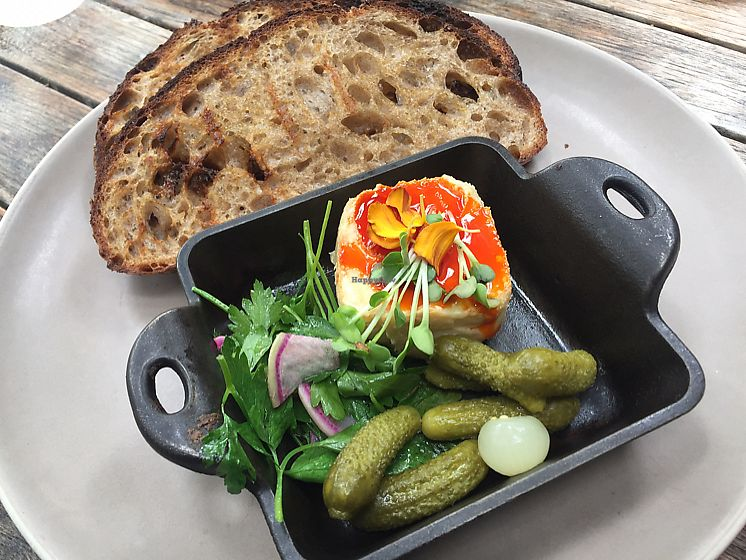 """Photo of Plant Food and Wine  by <a href=""""/members/profile/Bea_lc"""">Bea_lc</a> <br/>cashew cheese raclette <br/> June 25, 2017  - <a href='/contact/abuse/image/59229/273165'>Report</a>"""