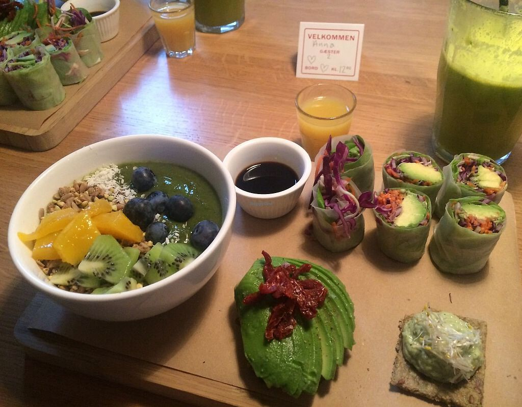 """Photo of simpleRAW  by <a href=""""/members/profile/AnnaWacker"""">AnnaWacker</a> <br/>Amazing brunch! Organic, raw and vegan <br/> January 18, 2018  - <a href='/contact/abuse/image/59290/347894'>Report</a>"""