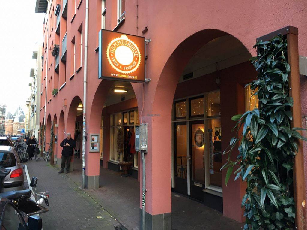 """Photo of De Hummus House - Sint Antoniesbreestraat  by <a href=""""/members/profile/hack_man"""">hack_man</a> <br/>outside <br/> December 31, 2015  - <a href='/contact/abuse/image/59292/130485'>Report</a>"""