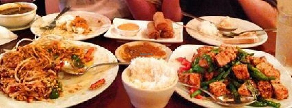 """Photo of Thai Cuisine  by <a href=""""/members/profile/community"""">community</a> <br/>Thai Cuisine <br/> June 10, 2015  - <a href='/contact/abuse/image/59296/105294'>Report</a>"""