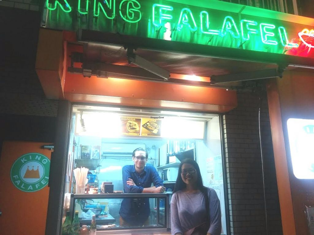 "Photo of CLOSED: King Falafel  by <a href=""/members/profile/revolutionnow"">revolutionnow</a> <br/>King Falafel <br/> August 20, 2015  - <a href='/contact/abuse/image/59311/114441'>Report</a>"