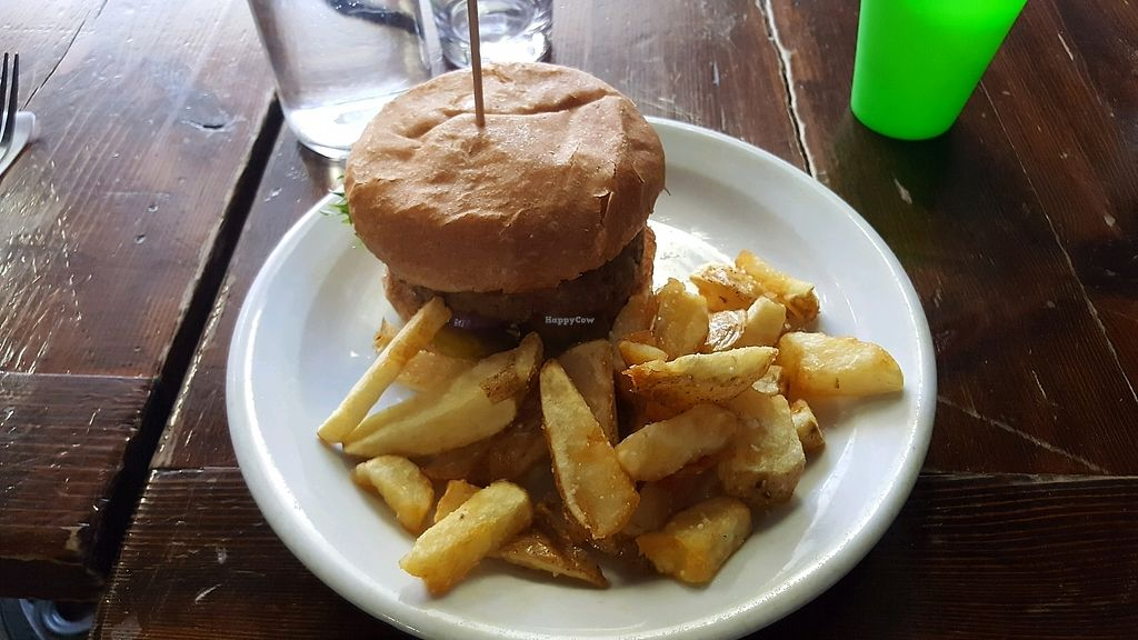 """Photo of REMOVED: D-Beatstro  by <a href=""""/members/profile/ThomasAppleyard"""">ThomasAppleyard</a> <br/>Back to Basics Burger <br/> October 21, 2017  - <a href='/contact/abuse/image/59326/317207'>Report</a>"""