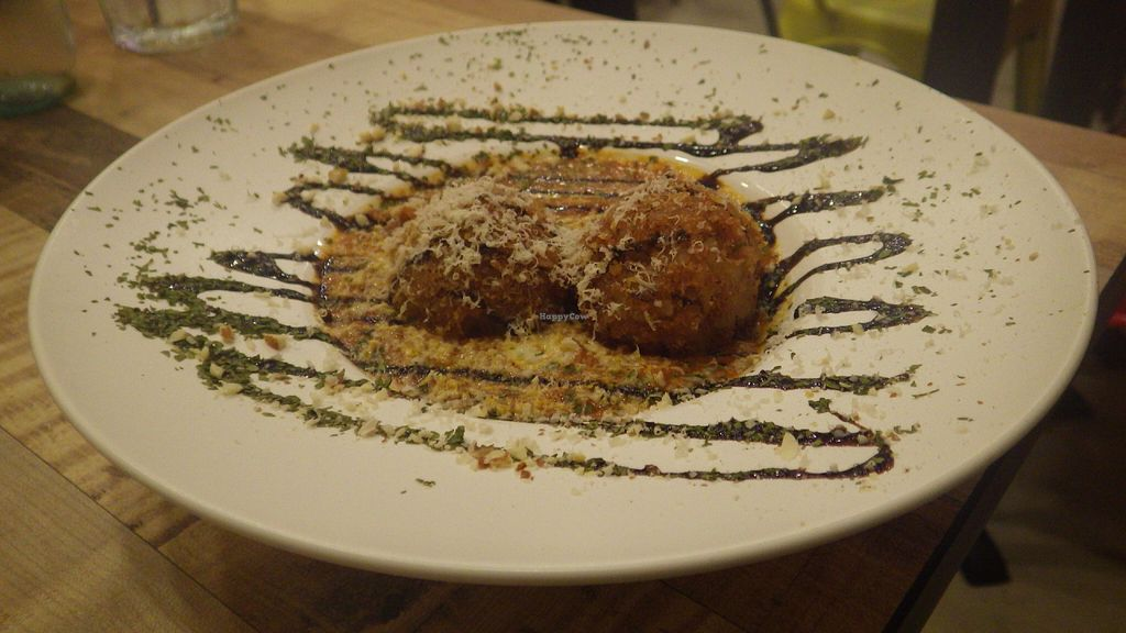 "Photo of Brownice Italian Bistro  by <a href=""/members/profile/deadpledge"">deadpledge</a> <br/>Arancini <br/> June 7, 2016  - <a href='/contact/abuse/image/59333/152689'>Report</a>"