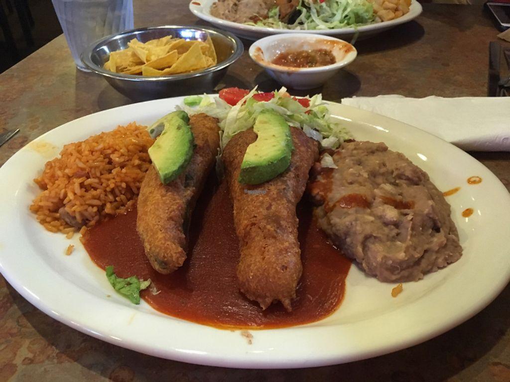 "Photo of La Salita  by <a href=""/members/profile/Jessieb"">Jessieb</a> <br/>chile rellenos  <br/> March 18, 2017  - <a href='/contact/abuse/image/59336/238150'>Report</a>"