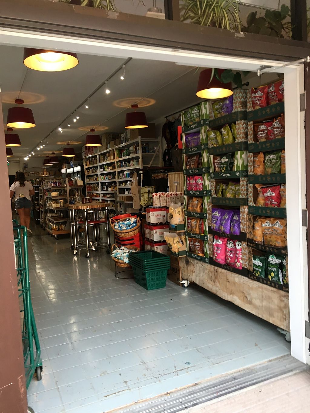 """Photo of Vegan Supply  by <a href=""""/members/profile/vegan%20frog"""">vegan frog</a> <br/>Entrance <br/> August 7, 2017  - <a href='/contact/abuse/image/59337/289958'>Report</a>"""