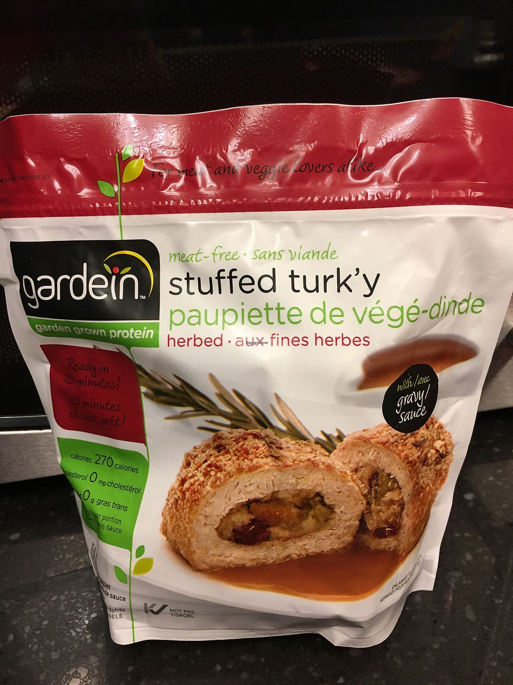 """Photo of Vegan Supply  by <a href=""""/members/profile/Siup"""">Siup</a> <br/>Vegan turkey  <br/> December 6, 2017  - <a href='/contact/abuse/image/59337/332961'>Report</a>"""